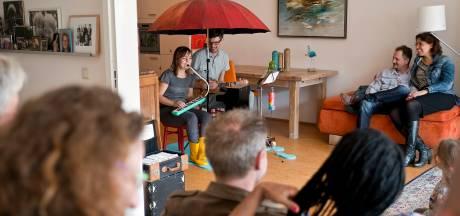 Kunstfestival in Bottendaal dit keer niet in huiskamers, maar als doorloopkunstroute