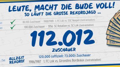 Idee voor de Belgische clubs? Duitse vierdeklasser verkocht al 112.000 tickets voor 'onzichtbare match'