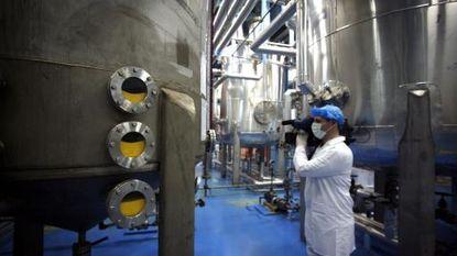 Iran blijft uranium tot 20 procent verrijken