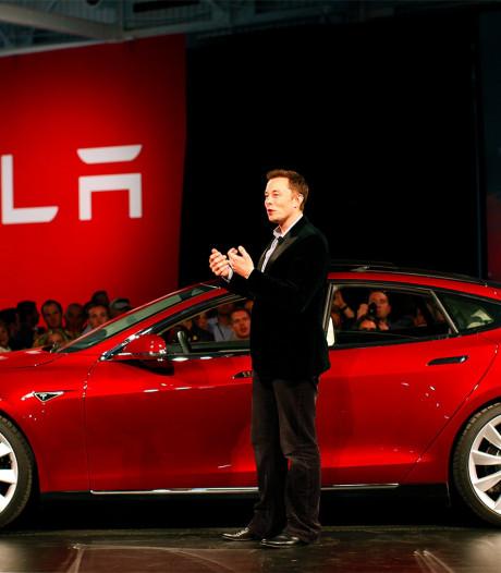 Problemen Tesla Model 3 veroorzaakt door robots