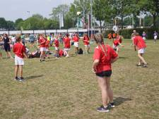 Tekenoverlast bij jaarlijkse schoolsportdag in Bunschoten