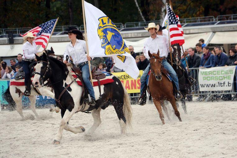 De Dag van het Paard aan het Zilvermeer was aan de 18de editie toe.