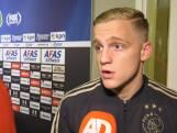 Van de Beek na nederlaag met Ajax: 'Dit is een flinke tik'