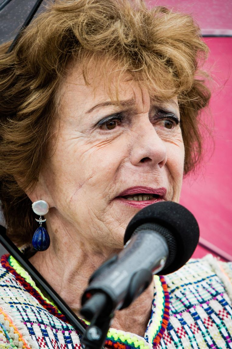 Neelie Kroes. Beeld ANP