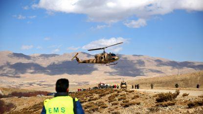"""""""Wrak van neergestort vliegtuig in Iran gelokaliseerd"""""""