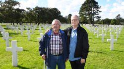 WOII-soldaat wist niet dat zijn Franse vlam zwanger was geraakt: Amerikaan en Fransman ontdekken dat ze halfbroers zijn na DNA-test