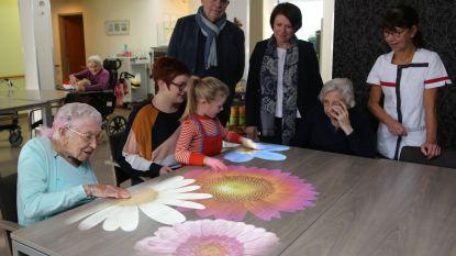 Villa Hugardis laat dementerenden heropleven met 'Tovertafel'