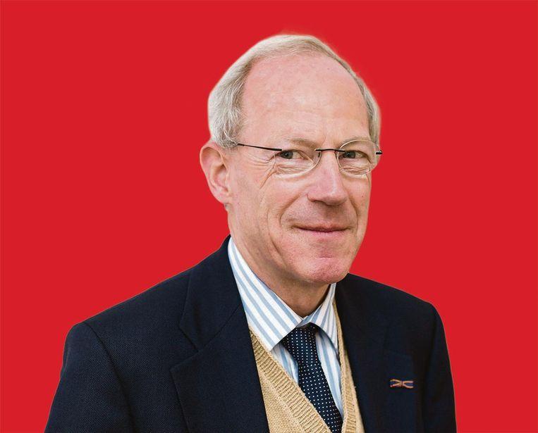 UvA-hoogleraar Jaap Spier (1950) bestudeert de juridische en morele verplichtingen rond mondiale thema's als klimaatverandering en plasticsoep. Beeld -