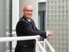 Korpschef Hans Vissers; 'We hebben de misdaad zichtbaar gemaakt'