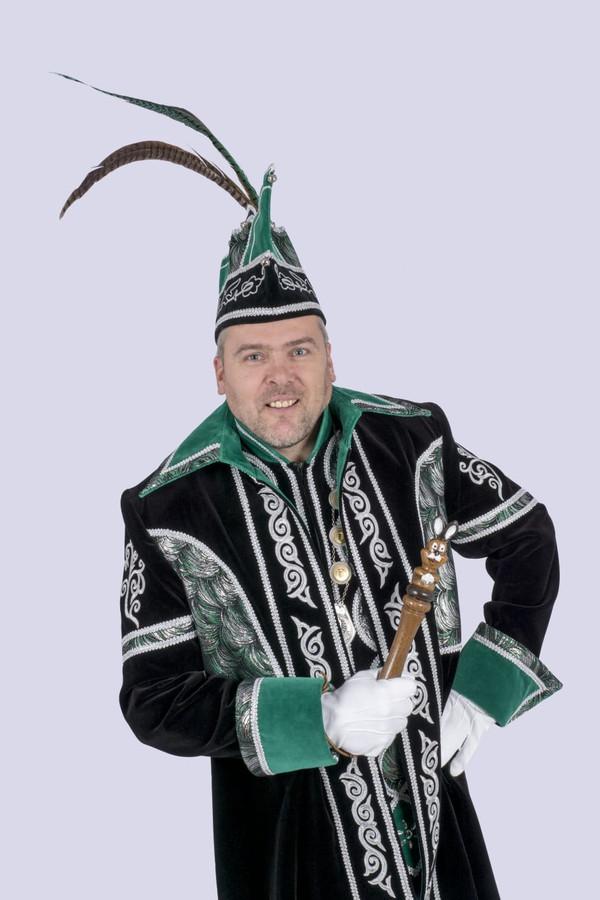 Prins Pieter Michielsen.