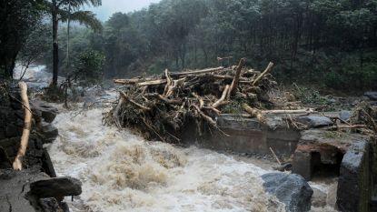 Zeker 22 doden in India door modderstromen en overstromingen