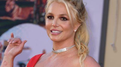 """Britney Spears stelt ongeruste fans gerust: """"Dit ben ik als ik blij ben"""""""