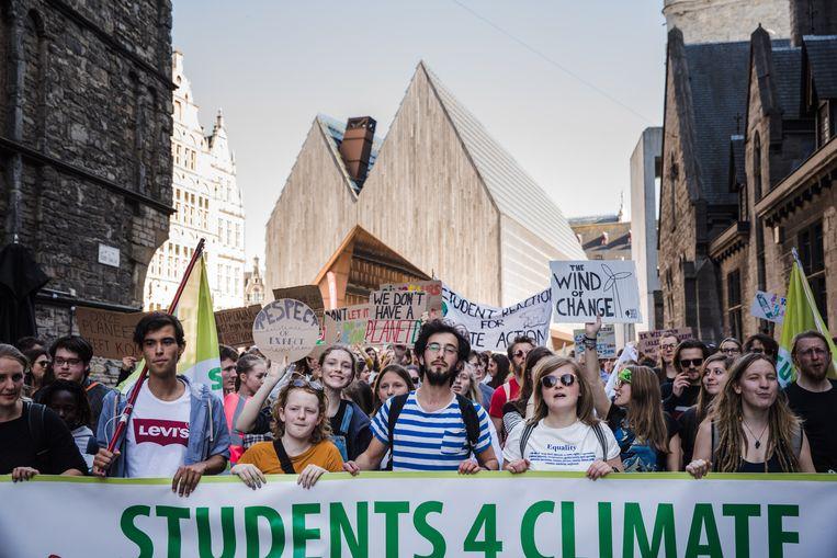 klimaatmars in gent
