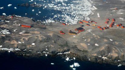 Hoogste temperatuur ooit in Argentijns Antarctica