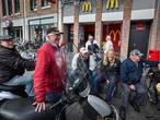 Snorfiets en scooter mag binnenstad Den Bosch niet meer in: 'Het wordt plezieriger winkelen'