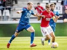 Jørgensen terug op het veld bij Feyenoord: 'Heel blij'