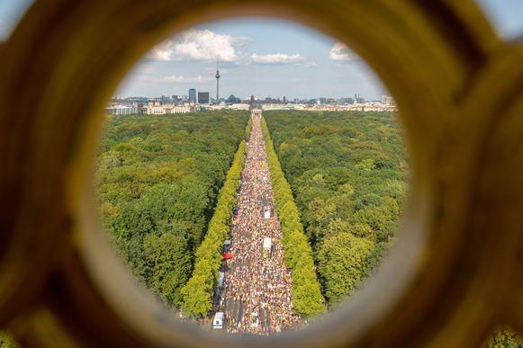 Pride van Berlijn.