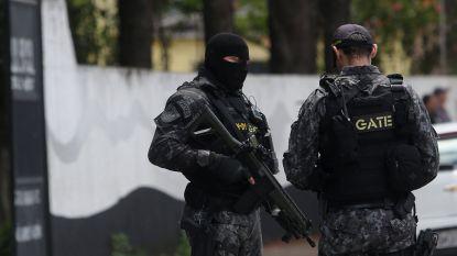 Daders van schietpartij in Brazilië wilden bloedbad in Amerikaanse school overtreffen