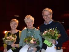 Hanneke Pors wint Groot Dictee Rijssen-Holten tweede keer