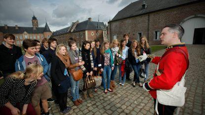Internationaal vertelfestival in kasteel van Alden Biesen