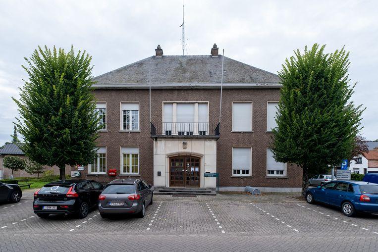 De bibliotheek van Beerzel.