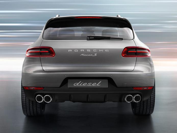 De Porsche Macan S Diesel