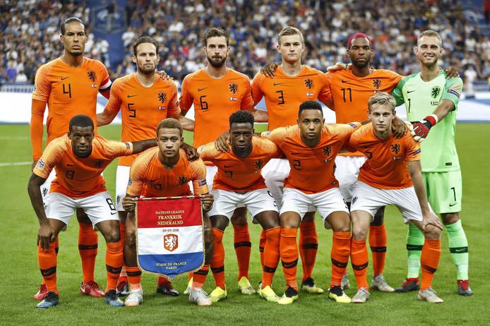 De basiself van Oranje.