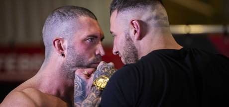 Bredase realityster Alex Maas wint bokspartij van Temptation-rivaal