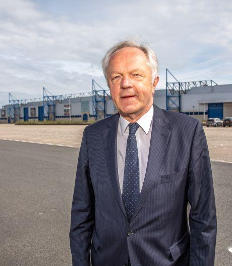Oud-burgemeester Zwolle Henk Jan Meijer waarnemend burgemeester in Enschede