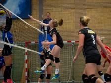 Na gloriejaren lijkt WVC Volley plafond bereikt te hebben