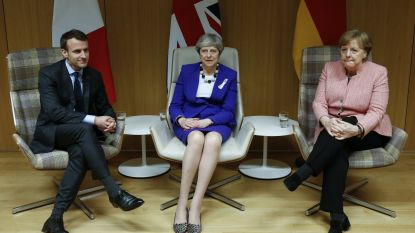 Europese leiders wijzen Rusland unaniem met de vinger voor gifaanval in Salisbury