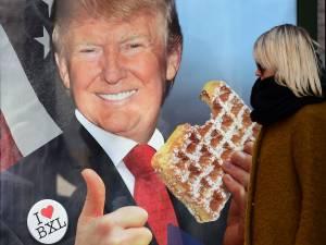Les Etats-Unis envisagent de taxer les gaufres belges