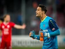 Voormalig Helmond Sport-doelman Wouter van der Steen op proef bij Deense eerstedivisionist Viborg FF