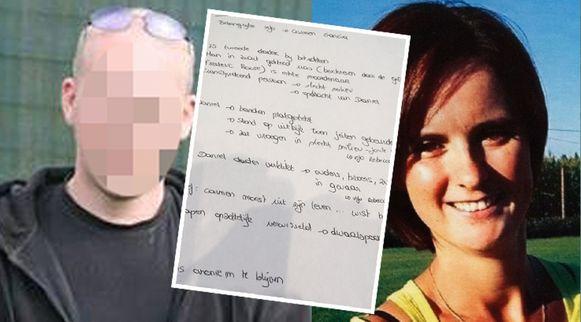 Daniel Deriemacker wordt verdacht van de moord op zijn echtgenote Carmen Garcia Ortega. In een anonieme brief wordt hij nu aangeduid als opdrachtgever voor de moord.