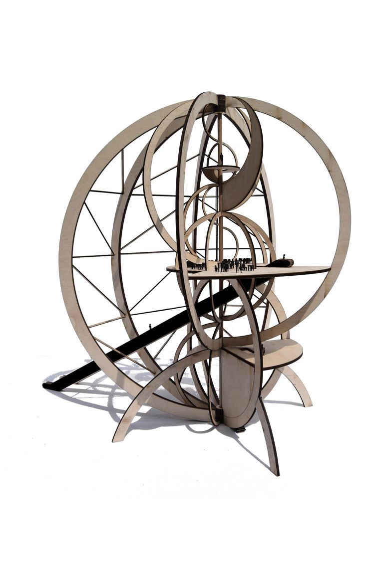 Iedereen moet zichzelf kunnen zijn op het ontwerp van Boukje Bügel-Gabreëls Beeld -