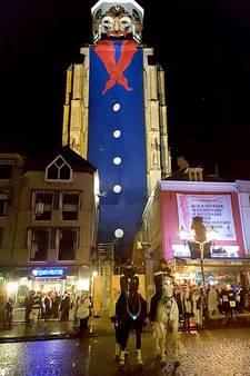 Onrustige nacht in Bergen op Zoom met 8 aanhoudingen