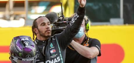 Lewis Hamilton remporte un Grand Prix de Toscane marqué de nombreux incidents