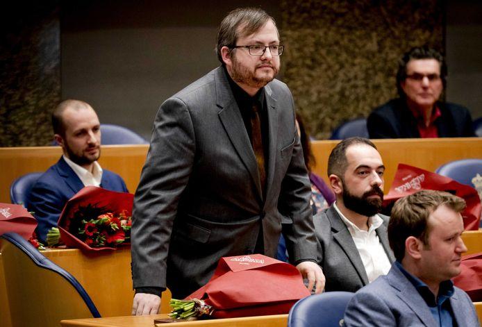 Frank Futselaar (SP) staat toch weer op de kieslijst voor de Tweede Kamer.