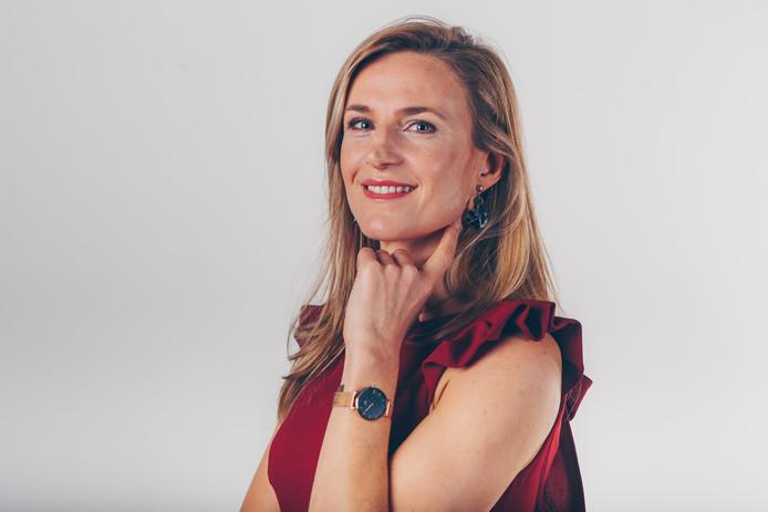 Eef Tanghe uit Gent werd genomineerd met twee anderen voor de titel van vrouwelijke ondernemer van het jaar.