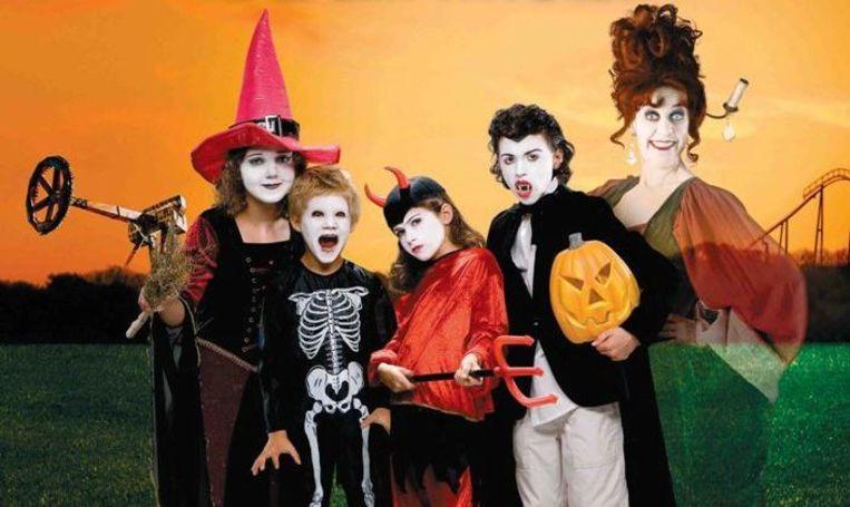 Bobbejaanland Halloween.Kids Halloween In Bobbejaanland De Morgen