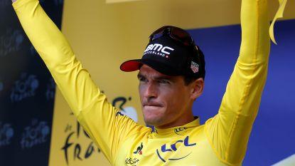 BMC wint razendspannende ploegentijdrit, Van Avermaet pakt gele trui over van Sagan
