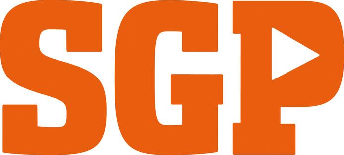 SGP oranje logo nieuw