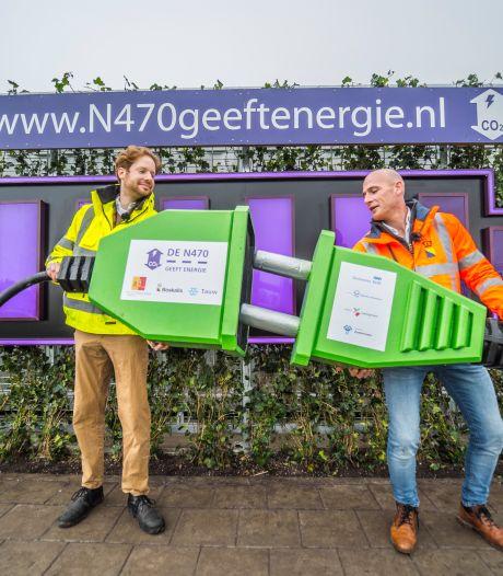 Gemist? Burgemeester verzamelt brieven voor Sint en zeventien kilometer duurzame weg met eigen energie