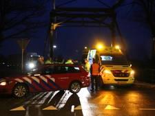 Fietser gewond bij botsing in Loenen