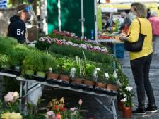 Le marché dominical de Charleroi augmente sa capacité