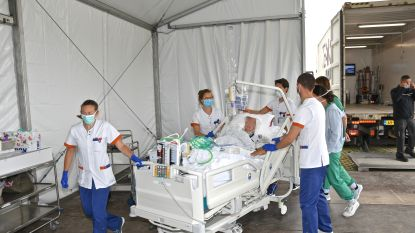 """AZ Delta verhuist naar nieuwbouw: """"In vier dagen zullen twaalf ambulances vierhonderd patiënten overbrengen"""""""