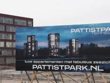 Kopers appartementen Pattistpark Terneuzen moeten nog langer geduld hebben