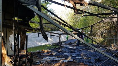 Alsnog onderzoek naar brandstichting op sprookjesfestival 'Er Was Eens'