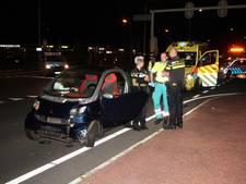 Vrouw gewond bij botsing in Vlissingen