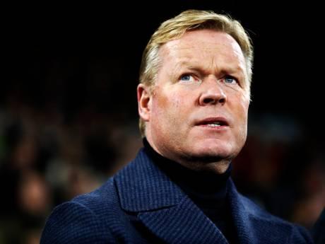 Ronald Koeman: Prachtige loting voor Ajax